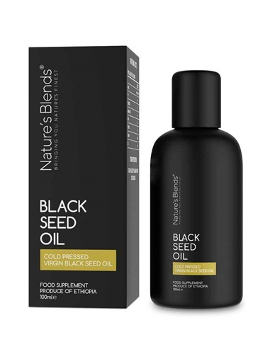 PREMIUM Ethiopian Pure Black Seed Oil - 100ml