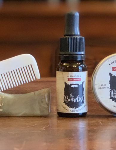 Beard Care Set - The Deluxe Gift Set