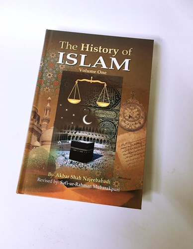 The History of Islam - 3 Volumes Set - Darussalam