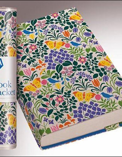 Floral Book Jackets