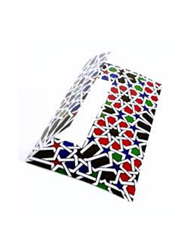 10 Gift Envelopes - Moroccan design