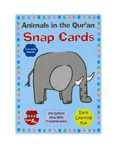 Animals In The Quran - Snap Cards