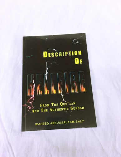 DESCRIPTION OF HELLFIRE by Waheed Abdussalaam Baly