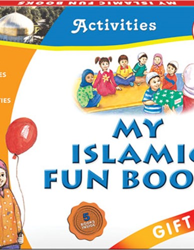 My Islamic Fun Books Gift Box (5 books)