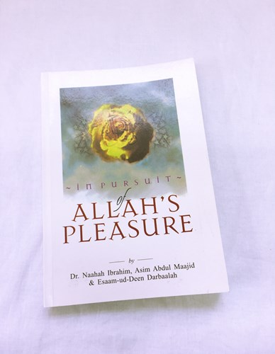 In pursuit of Allah's Pleasure by Asim Abdul Maajid & Esaam-ud-Deen