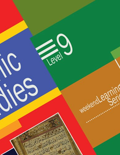 Weekend Learning Islamic Studies - Textbooks